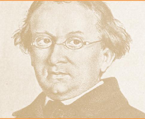Eduard Mörike in Köngen 1827