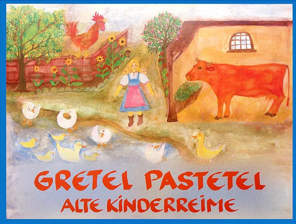 Gretel Pastetel